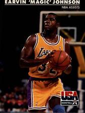 Magic Johnson #36 Skybox USA 1992 NBA Basketball Card