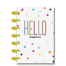The Happy Planner Notes Kit Mini Stickers 60 Dot Grid Dividers Folder Dashboard
