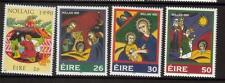 IRELAND MNH 1990 SG789-792 CHRISTMAS SET OF 4