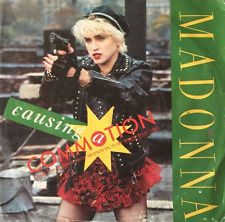 """MADONNA - Causing A Commotion (7"""") (VG/G)"""