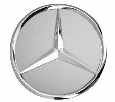 Mercedes-Benz B 66470202 80mm Radnabenabdeckung mit Stern - Titansilber
