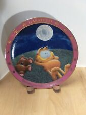 """Garfield """"Dreams Can Take You Anywhere"""" Danbury Mint Collector's Plate"""