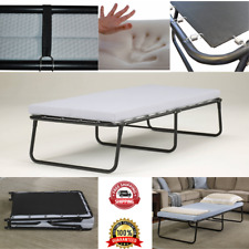 NEW Portable Sleeper Folding Mattress Home Guest Memory Foam Extra Bed Roll Away