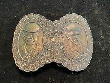Butch Cassidy and the Sundance Kid Pinkerton's Gallery Belt Buckle