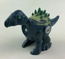 Stegosaurus Jurassic World Brawlasaurs Dinosaur Figure Toy Wind up Hasbro 2014