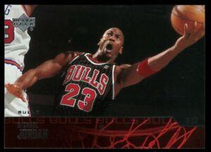 2003-04 Upper Deck #27 Michael Jordan HOF Chicago Bulls 03-04