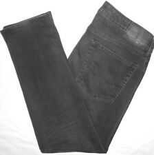 34x32 American Eagle Outfitters EXTREME FLEX Slim Straight Black Jeans Stretch