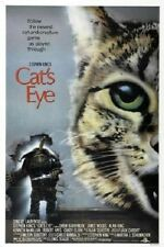 Cats Eye Movie Poster #01A Mini Poster 11inx17in (28cm x43cm)