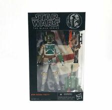 "Hasbro Star Wars Black Series 6"" #06 Boba Fett - New Boxed"