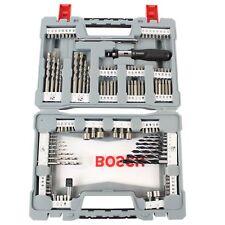 Bosch Premium Set zum Bohren und Schrauben 105 tlg. im Koffer