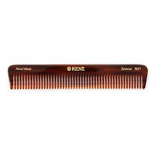 Kent Peine r5t 175 Mm Hecho A Mano Para Mujer Mediano Grueso Dientes Grueso Peine del pelo