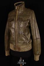 Cappotti e giacche da donna verdi casual Taglia 46