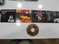 AC / Dc CD Single Highway To Hell. Live. 1992 Digipack