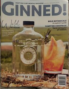 GINNED! MAGAZINE July 2019 Volume 57 Excellent Condition