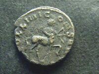 ROMAINE/ GALLIEN 253-268. ANTONINIEN AU BESTIAIRE CENTAURE. ROME AN 267/268.