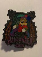 Tokyo Mardi Gras Mickey Halloween 2013 Spiderweb Disney Pin (A1)