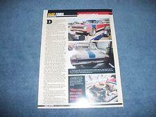 """1969 AMC SC/Rambler """"Rare Finds"""" Article American Motors Scrambler"""