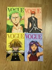"Anime ""Vogue"" Prints"