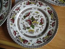 Windsor pattern  W R Midwinter  vintage tableware wide rim  soup dish  size 25cm