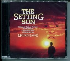 Maurice Jarre THE SETTING SUN Limited Edition OOP SOUNDTRACK Intrada SEALED CD