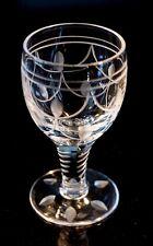 Beautiful Stuart Crystal Tamara Cordial Glass