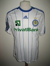 Dinamo Kyiv Kiev MATCH WORN Ukraine football shirt soccer jersey Dynamo size M