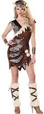 Amscan International Adults Barbarian Babe Costume UK 10-12