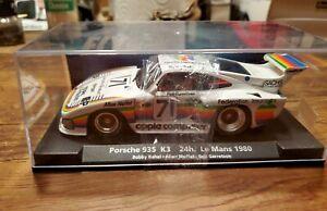 FLY 1/32 Slot Car Porsche 935K3 24 Hr. Le Mans 1980 Bobby Rahal-Allen Moffat-Bob