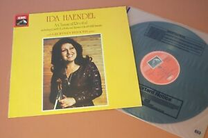 ASD 3352 Ida Haendel A Classical Recital Geoffrey Parsons Violin Piano HMV 1st