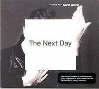 DAVID BOWIE ~ The Next Day ~ 2013 UK PROMO 17-track CD album ~ FREE UK SHIPPING