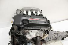 JDM Toyota Altezza RS200 Lexus IS300 98-05 2.0L DOHC VVTi 3SGE ENGINE W/M.T TR