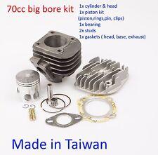 performance cylinder kit 47mm (10mm) 70cc Eton 50cc 2T ATV Quads