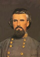 NATHAN BEDFORD FORREST  by Robert Wilson - Signed Numbered Limited edition print