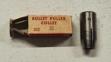 CH .30 Caliber Bullet Puller Collet-NOS-in box