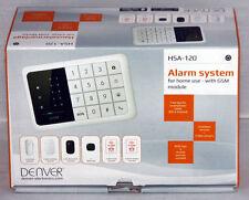 Denver HSA-120 Alarmanlagen-System mit eingebauten GSM Modul 19400000