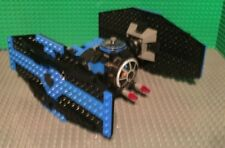 Custom Lego Star Wars Light Tie Fighter with Pilot