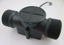 "G1-1/4"" 1.25 inch Water Flow Hall Sensor Meter Flowmeter Counter 1-120L/min"