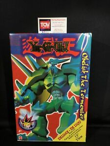"Mattel Yu-Gi-Oh OBELISK The TORMENTOR 13"" deluxe model kit SEALED"