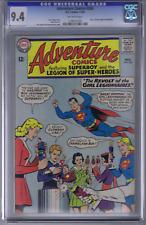 Adventure Comics #326 DC 1964 CGC 9.4 (NEAR MINT) Legion of Super-Heroes