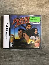 Jagged Alliance - Brand New (Nintendo DS)