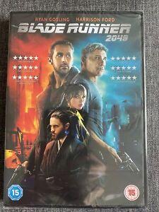 Blade Runner 2049 DVD (2018) NEW SEALED DVD