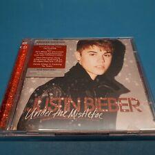 CD + DVD Justin Bieber - Under the mistletoe (M-1396) Weihnachten