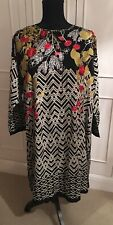Khaadi Linen  Embroidered Kurta Size 14 Brand New With Tags