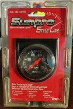 Sunpro Cp8217 Water Temp Gauge 2 Mechanical Black