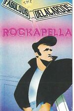 Fabulous Delacardos Rockapella Audio Music Cassette Tape Acapella Doo Wop