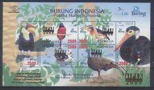 Postfrische Briefmarken aus Asien mit Vögel-Motiv