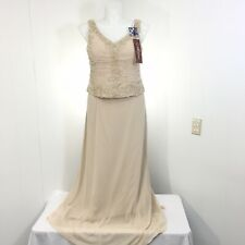 Champagne Mother Of The Bride Dress In Mother Of The Bride Clothing For Sale Ebay