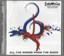 EUROVISION SONG CONTEST - BELGRADE 2008 * NEW 2CD * NEU *