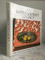 Anno Impressionista Legacy Richard R.brettell Abbeville 1997