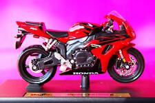 HONDA  CBR1000RR  1/18th  MODEL  MOTORCYCLE  RED